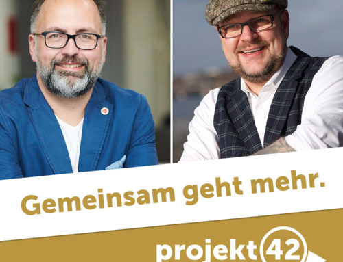 Folge 423 Projekt42 – Burning down the house